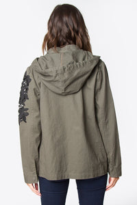Beryl Hooded Jacket