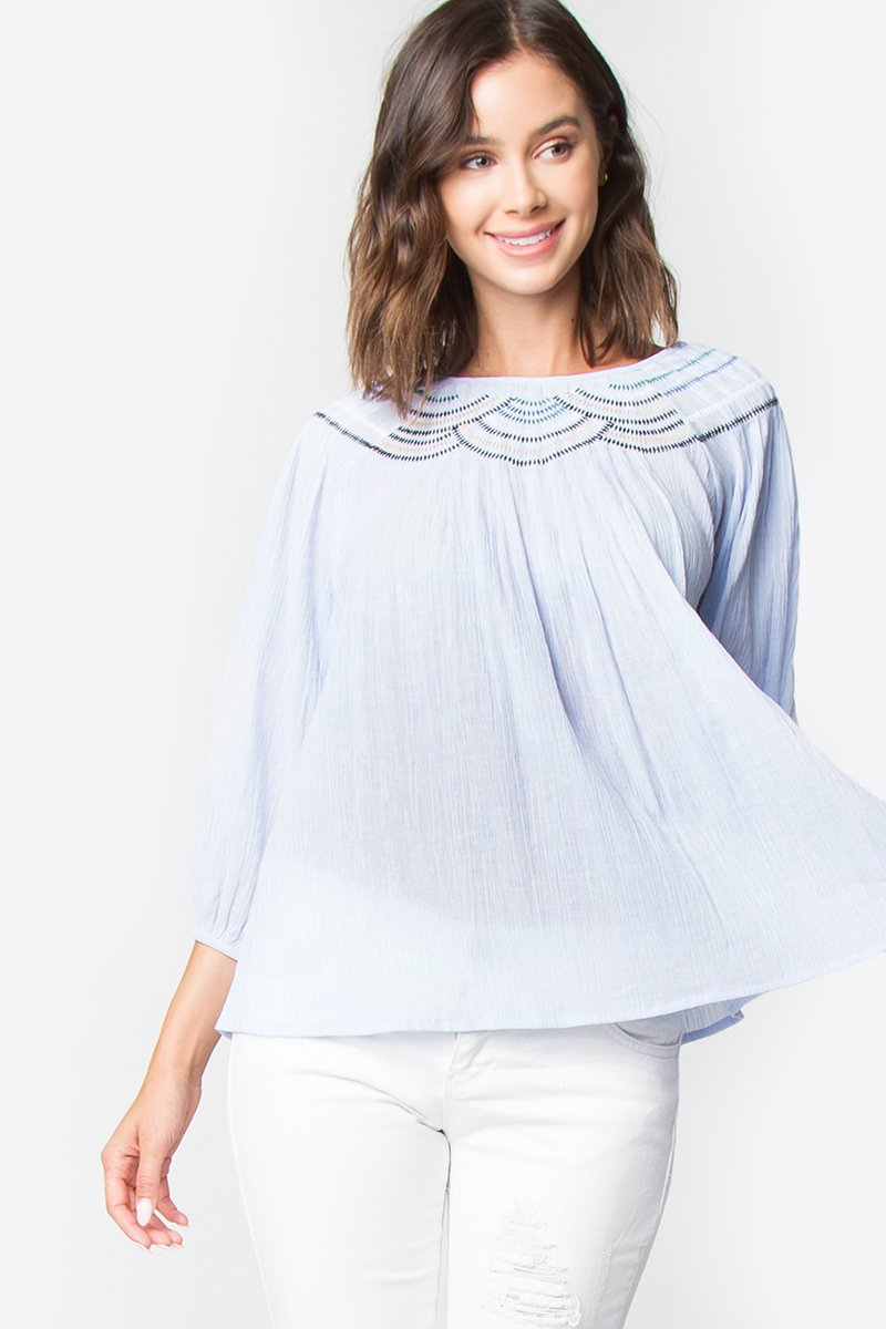 Lake Peasant Top
