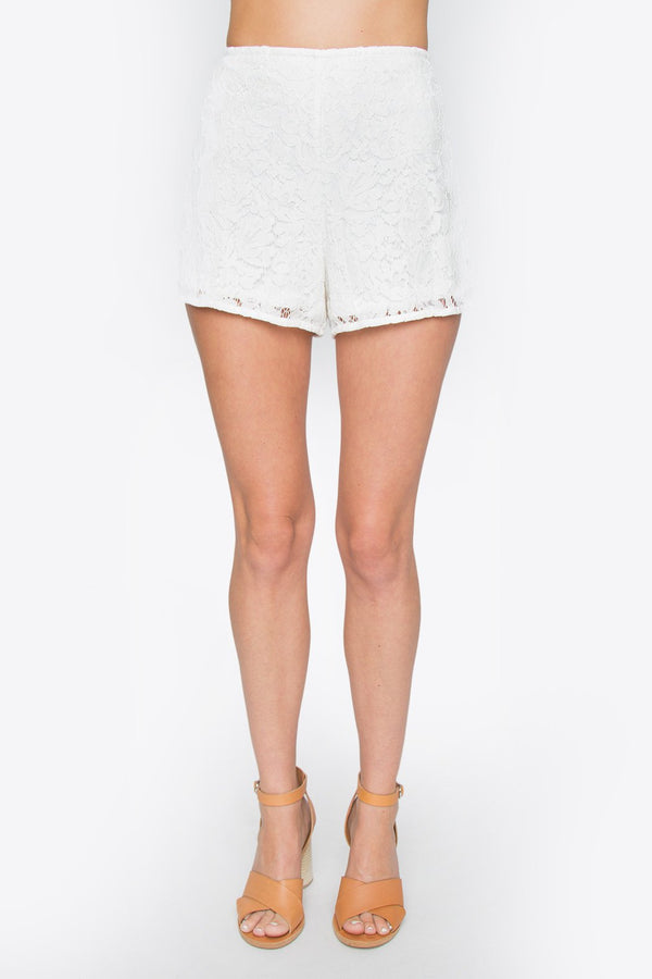 Verena Lace Shorts