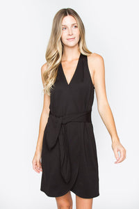 Clover Wrap Dress