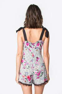 Buckle Up Romper
