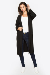 Justice Oversized Sweater Coat
