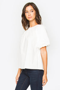 Scout Shirred Neck Top