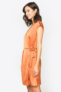Duke Wrap Dress