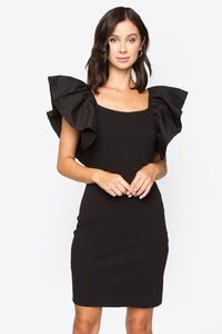 Pollie Ruffle Dress