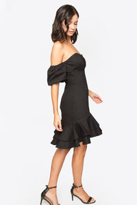 Melly Off The Shoulder Dress