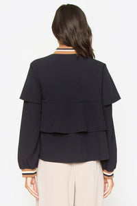 Eclipse Ruffle Jacket