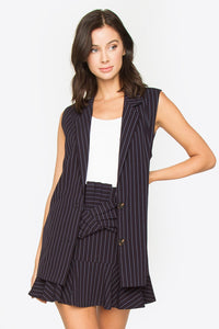 Michal Sleeveless Jacket