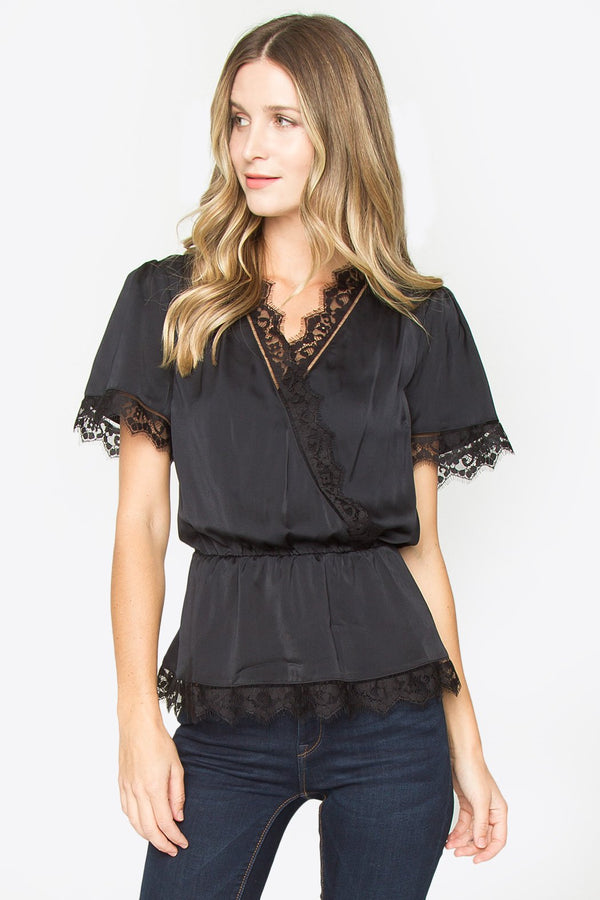 Dulce Lace Top