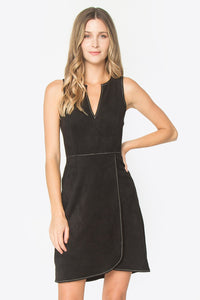 Kailani Suede Dress