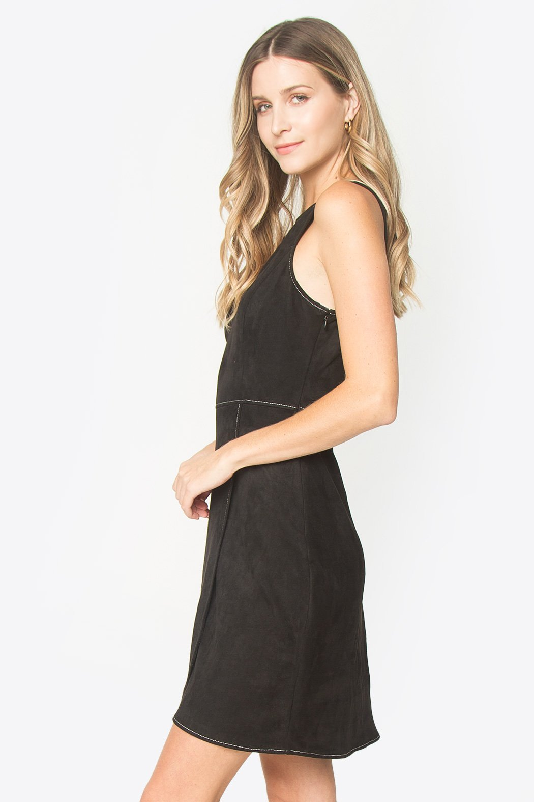 65732d8a339 Kailani Suede Dress – Sugarlips