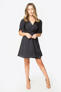 Acer Twist Detail Dress