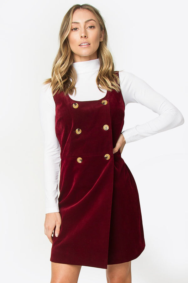 Kirby Corduroy Dress