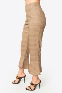 Perla Ruffle Detailed Pants