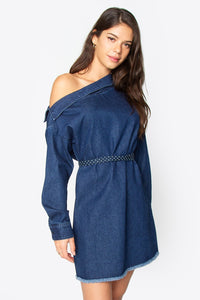 Dallas Off The Shoulder Dress