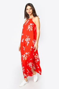 Danyon Floral Maxi Dress