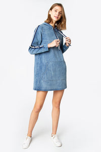 Barcelona Front Pocket Dress