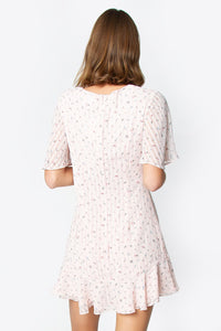 Amalfi Ruched Mini Dress