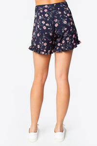 Gracie Ruffle Shorts