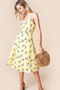 Rivi Floral Cami Dress