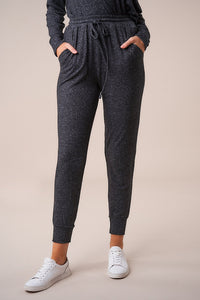 Layover Knit Jogger Pants