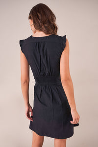 Bernice OBI Belt Wrap Dress