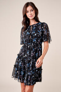 Camella Floral Mini Dress