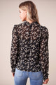 Pure Joy Long Sleeve Floral Top