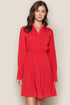 Kerri Long Sleeve Shirt Dress