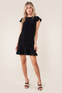 Santee Lace Inset Shift Dress