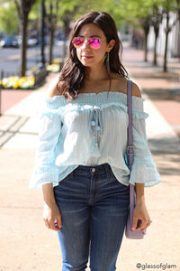 Kendra Off The Shoulder Top
