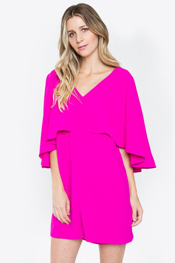 Bette Cape Dress
