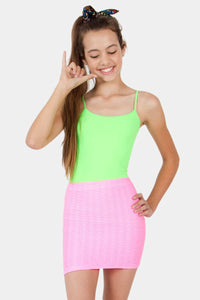Kid's Ribbed Camisole