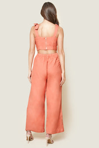 Pellegrino Cut Out Jumpsuit