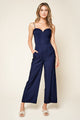 Give Me Frills Ruffled Wide Leg Jumpsuit