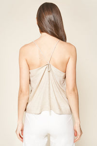 Layla Square Neck Halter Top