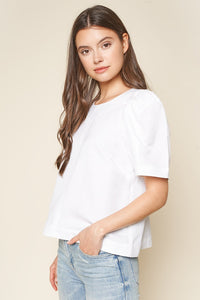 Once Upon A Time Volume Sleeve Top