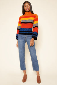 Out of the Woods Stripe Sweater