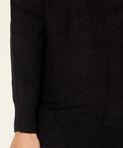 Darren Tunic Dolman Sleeve Sweater