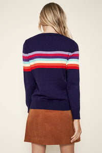 Over the Rainbow Crewneck Sweater