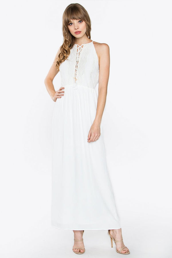 All The Glory Maxi Dress
