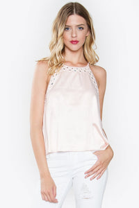 Roxanne Sleeveless Top