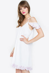 Alannah Cold Shoulder Dress