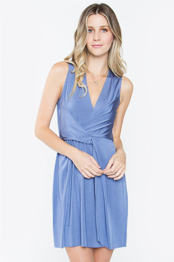 Nirvana Front Twist Dress
