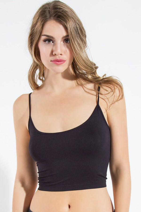 Seamless Cami Crop Top