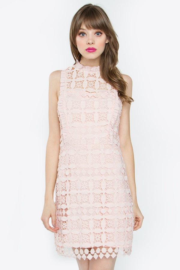 Margo Crochet Dress