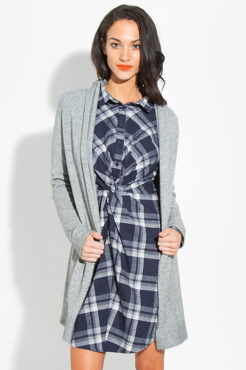 Naya Draped Cardigan