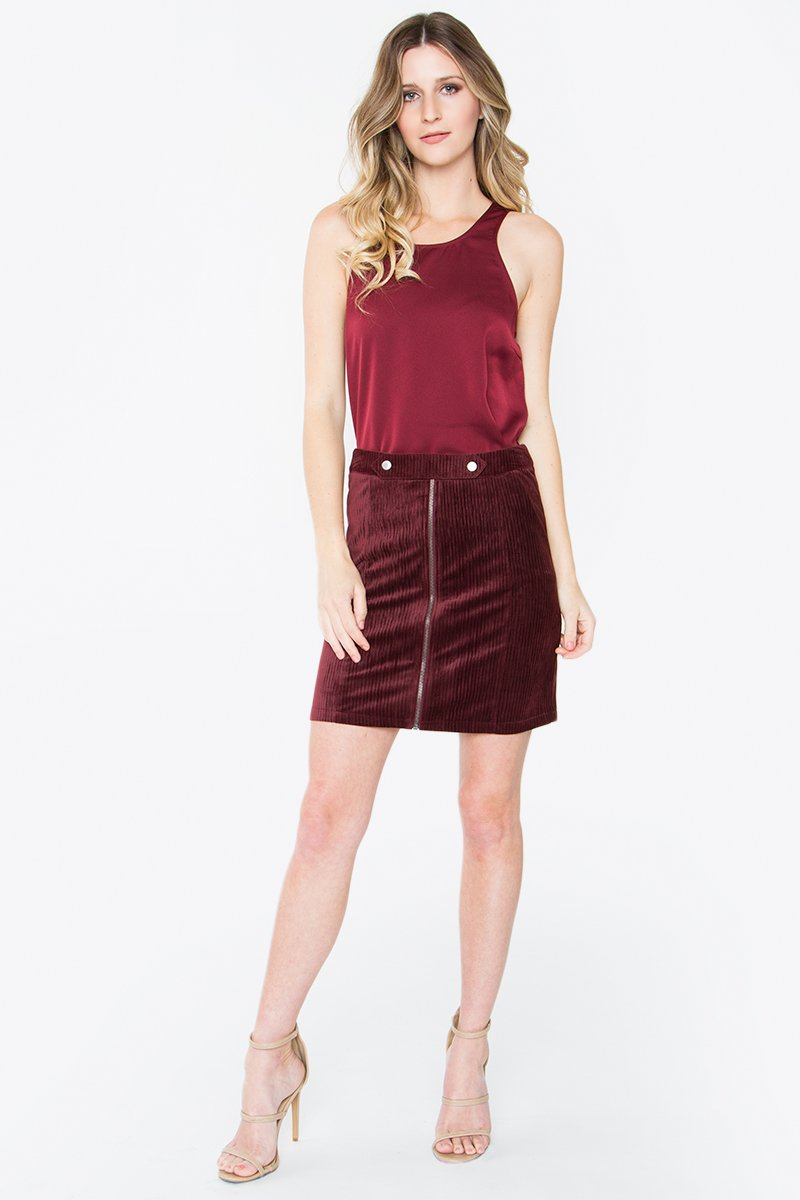 Ruby Mini Skirt