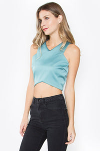 Adella Crop Top