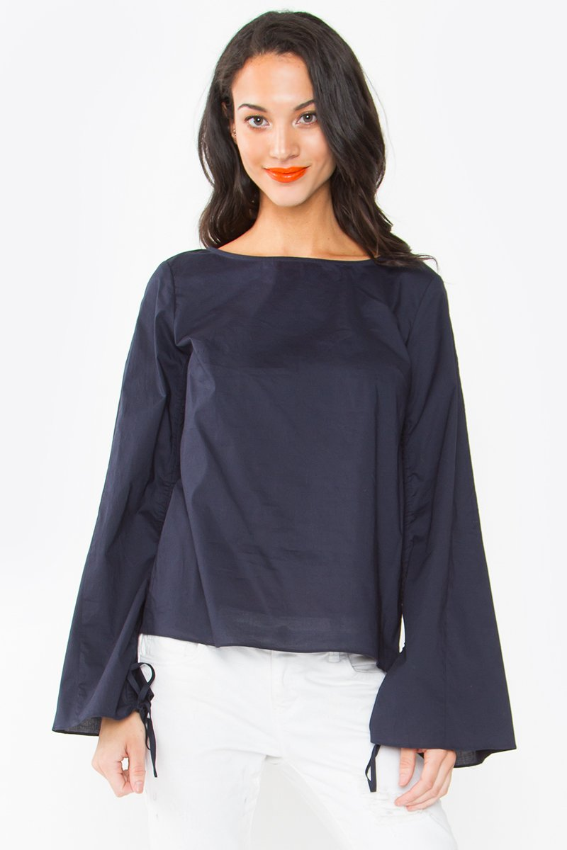 Nolita Ruched Top